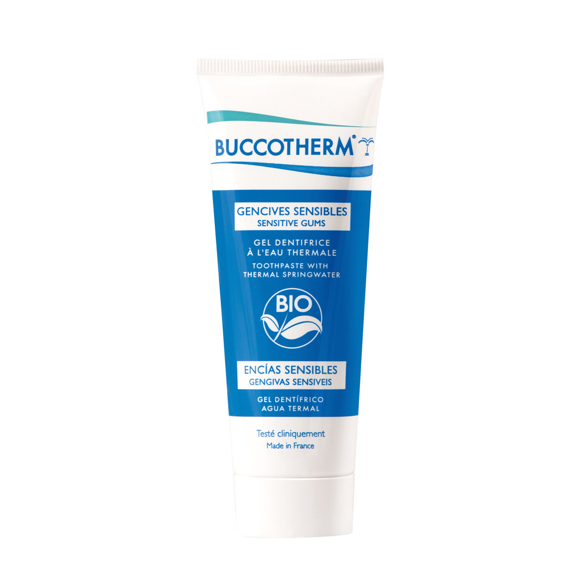 BUCCOTHERM SENSITIVE GUMS BIO 75ML