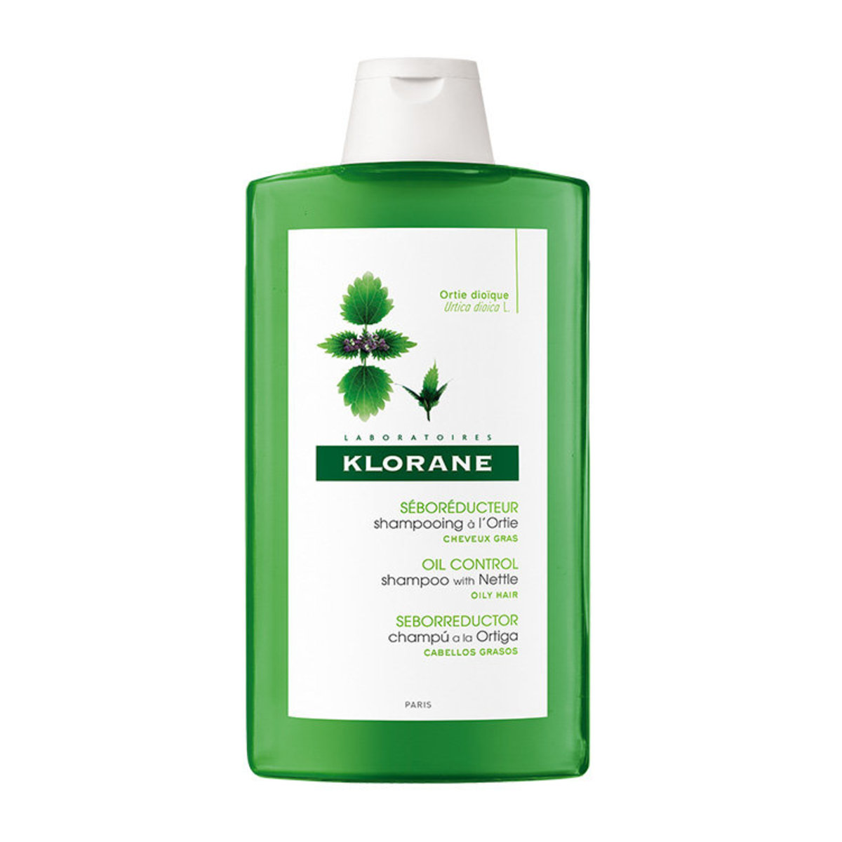 Shampoo  with Nettle 400ml