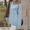 純色闊肩羊毛針織衫