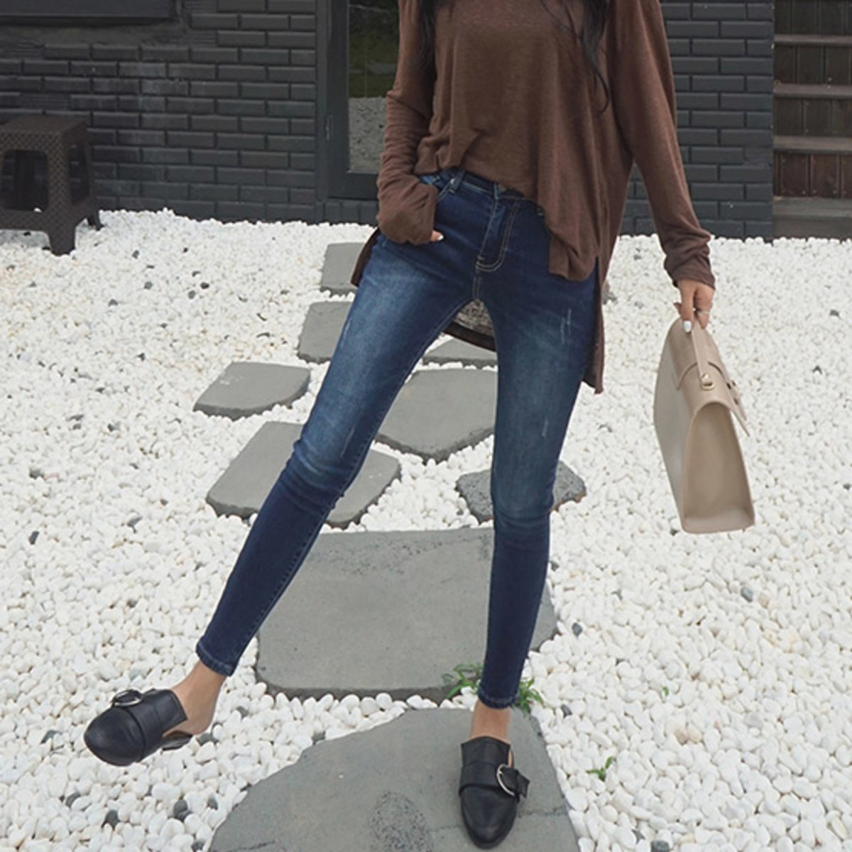 Na1017 Women'S Skinny Jeans