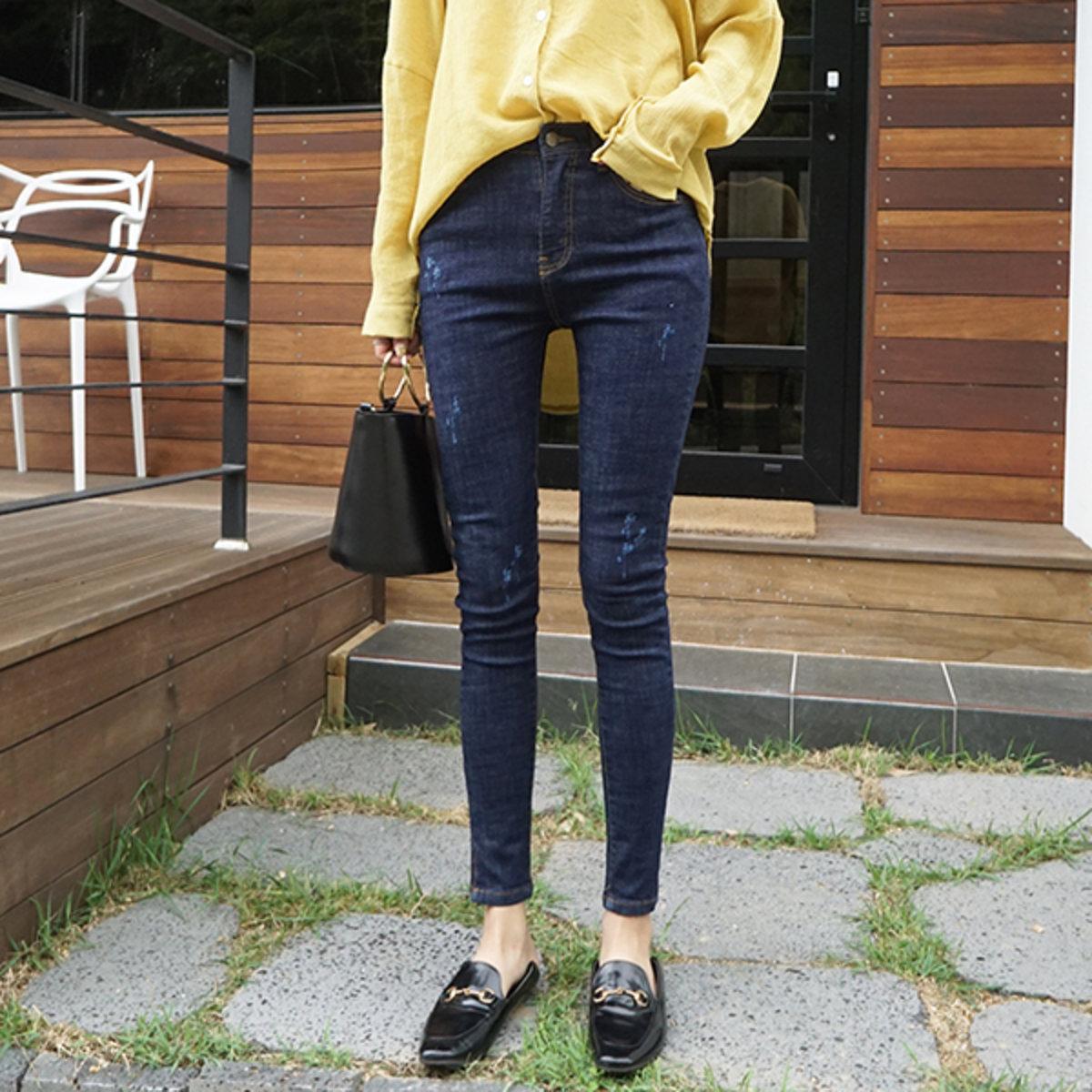 Na1214 Women'S Skinny Jeans