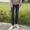 Na1224 Men'S Fleece Skinny Jeans