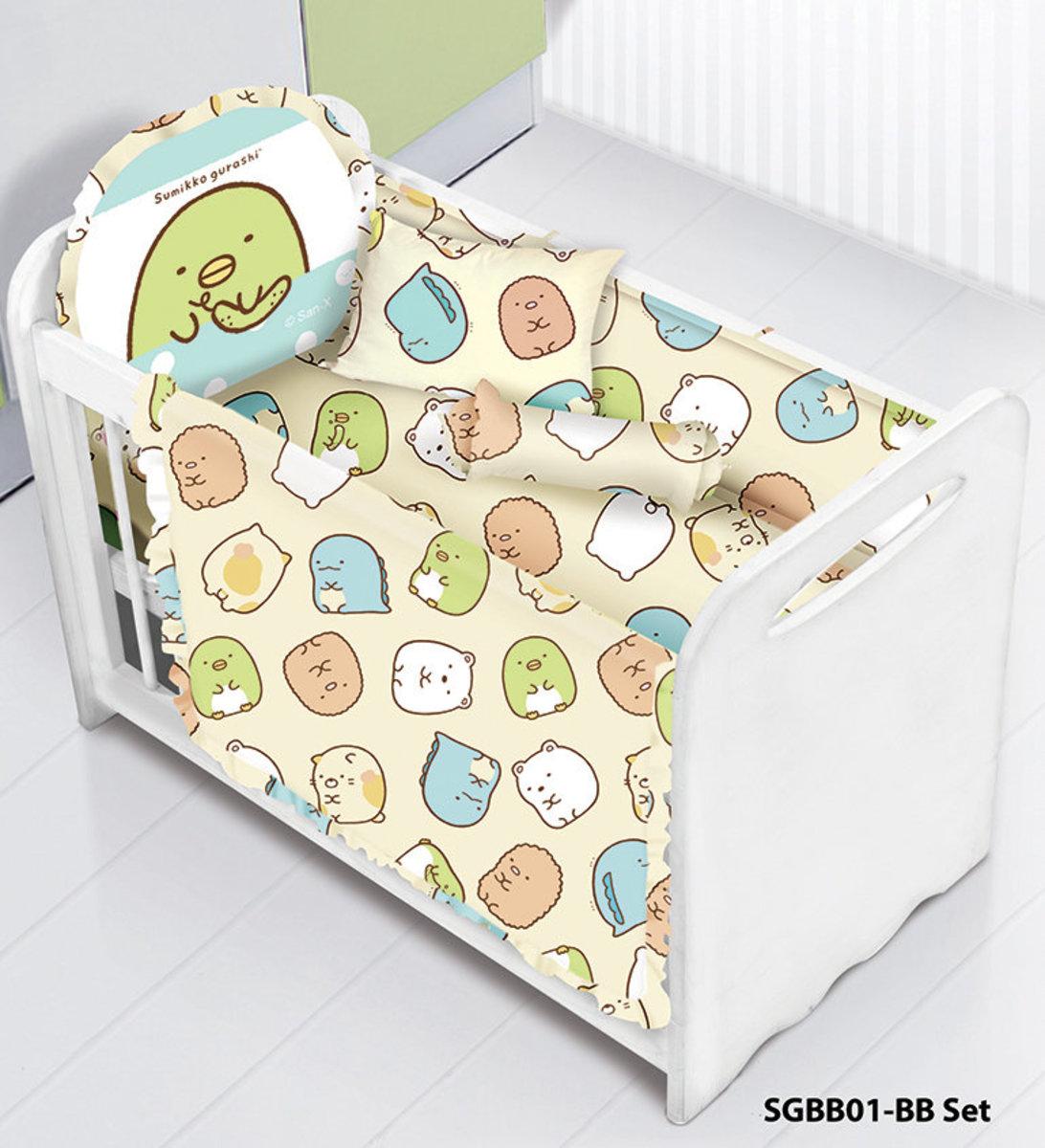 Cartoon 850 threads 12pcs Baby Set(SGBB01-BBSet)
