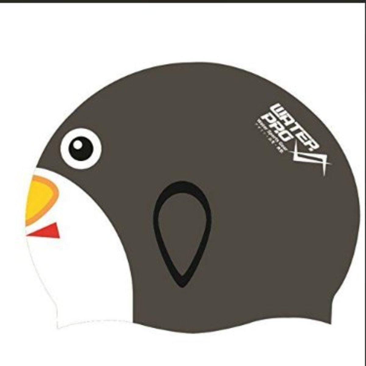 成人/兒童 泳帽 企鵝