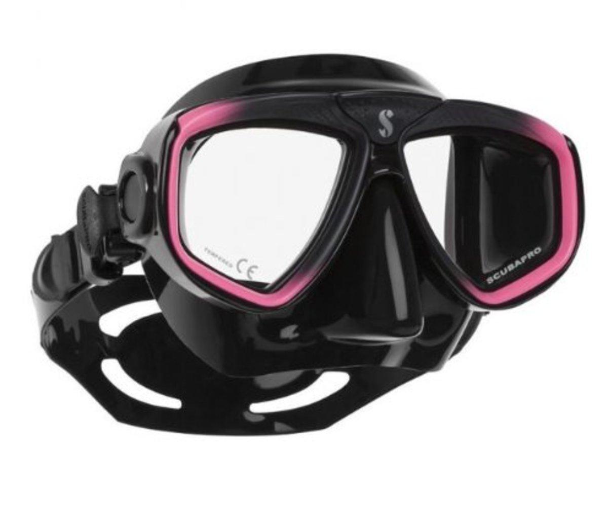 美國潛水面鏡 ZOOM EVO