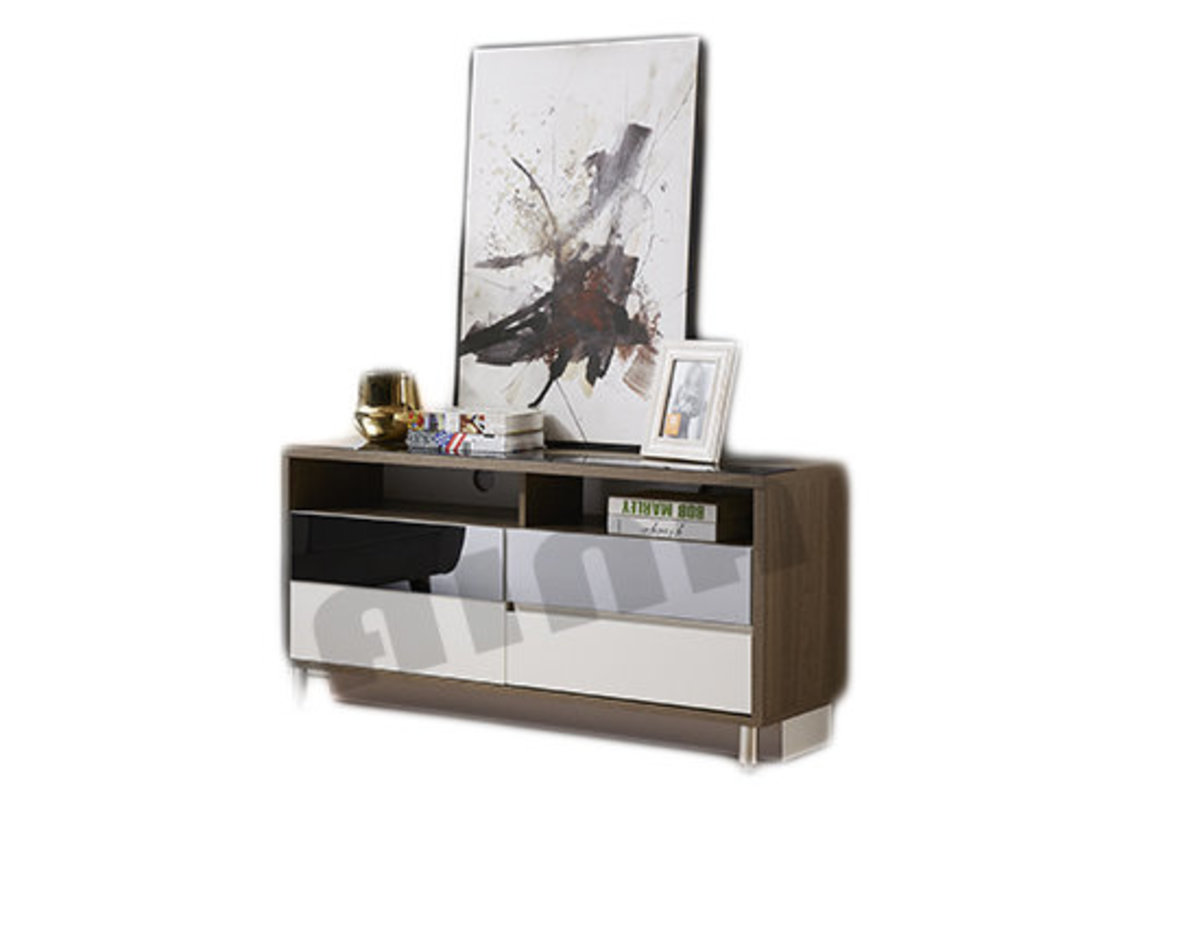 ASH Wood TV Cabinet