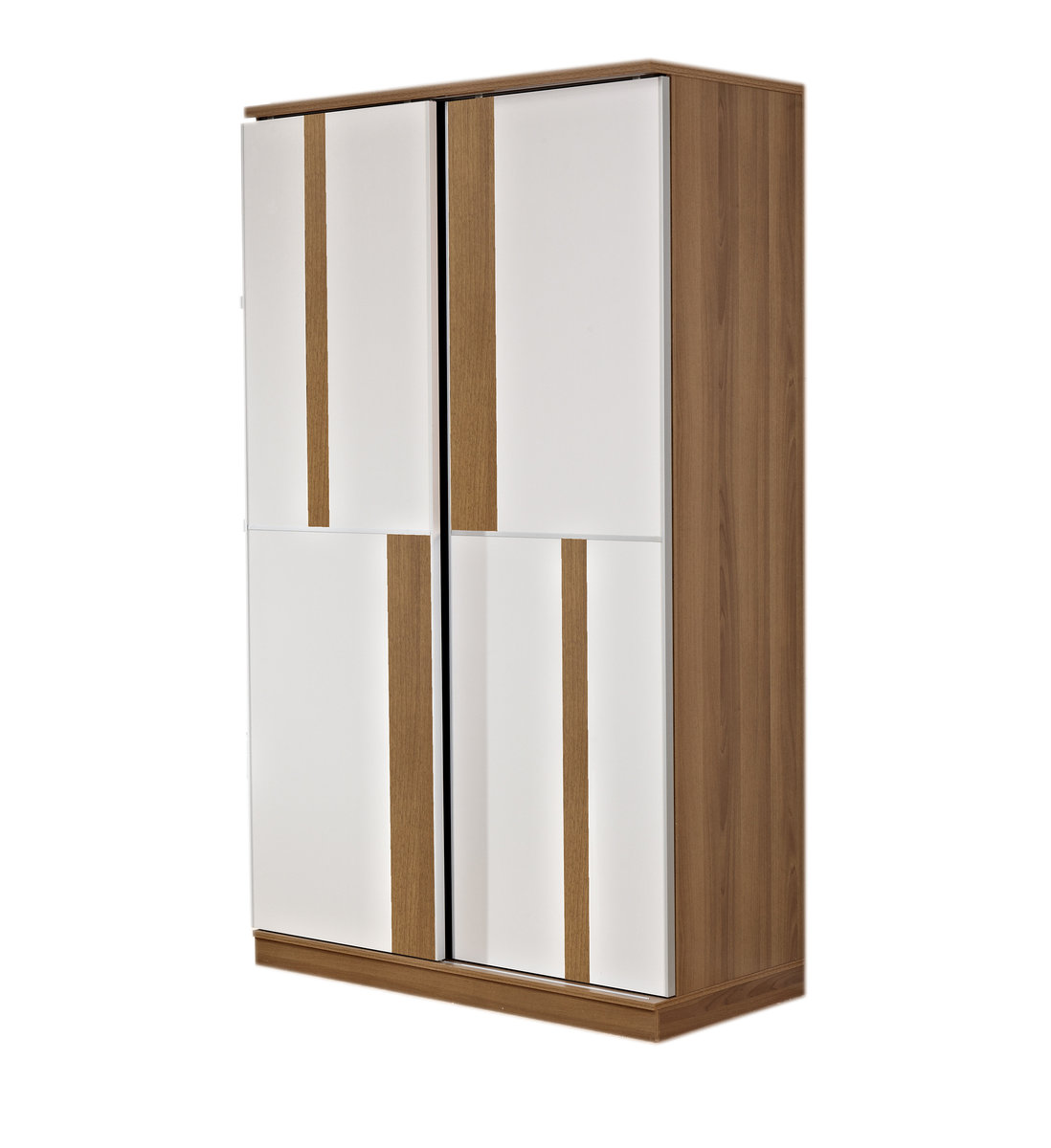 "36"" Light Walnut WARDROBE"