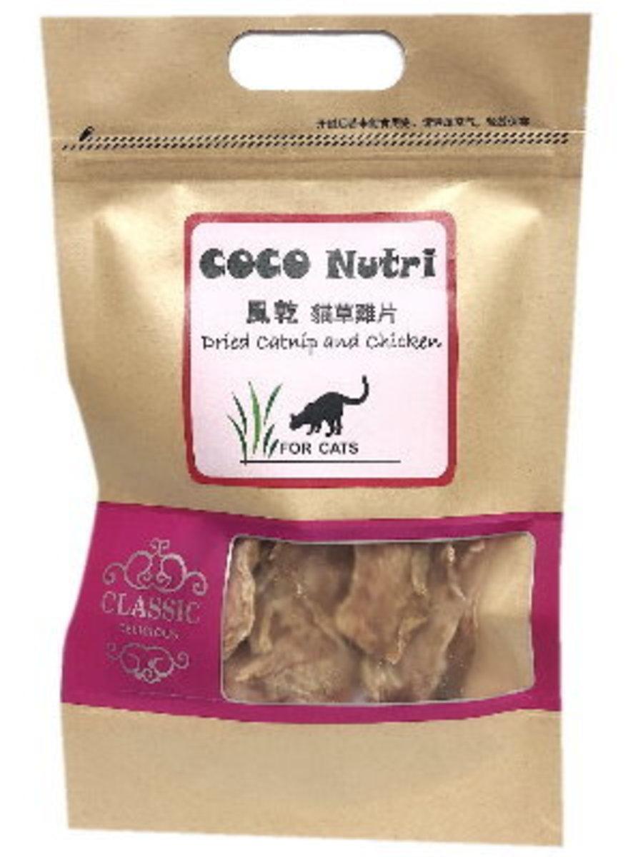 COCO NUTRI DRIED CATNI AND CHICKEN