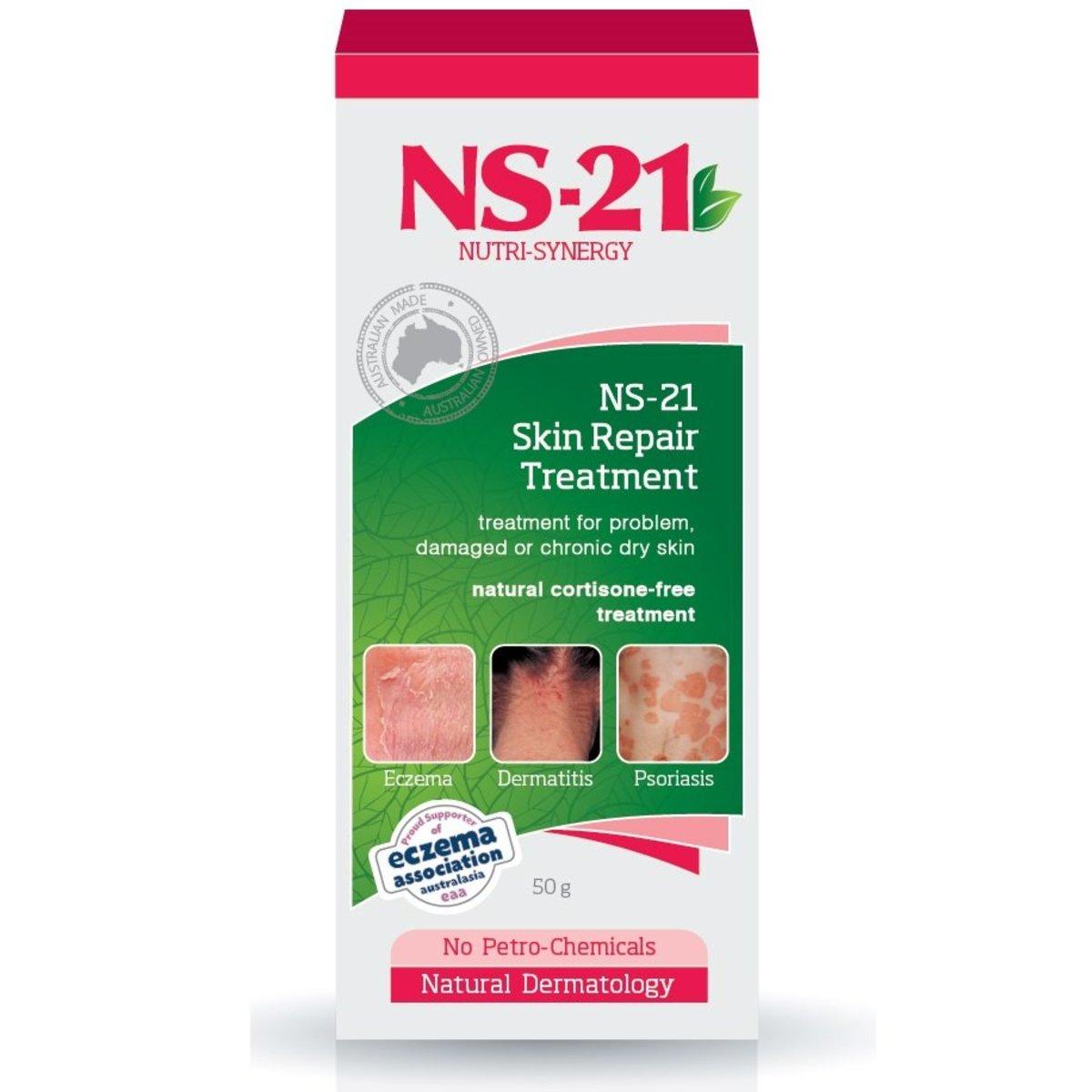 Nutri-Synergy NS-21循環再生加護膏 50g 12090197