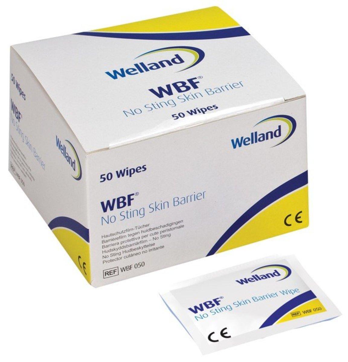 Welland WBF Barrier Wipes 12090204