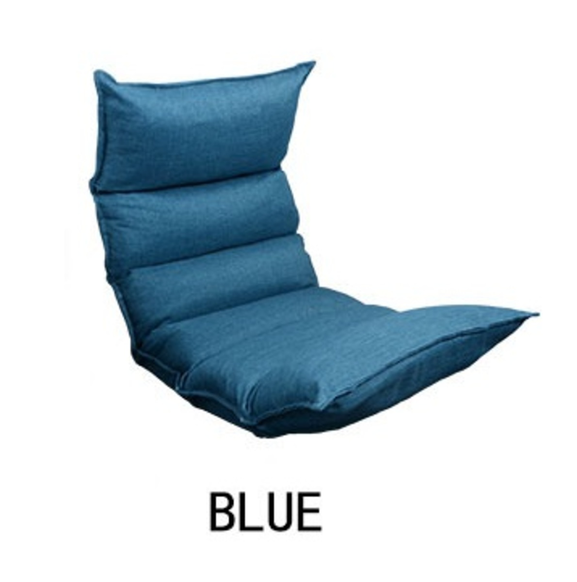 LH011BL Angel Adjustable Lazy Sofa (Blue color)
