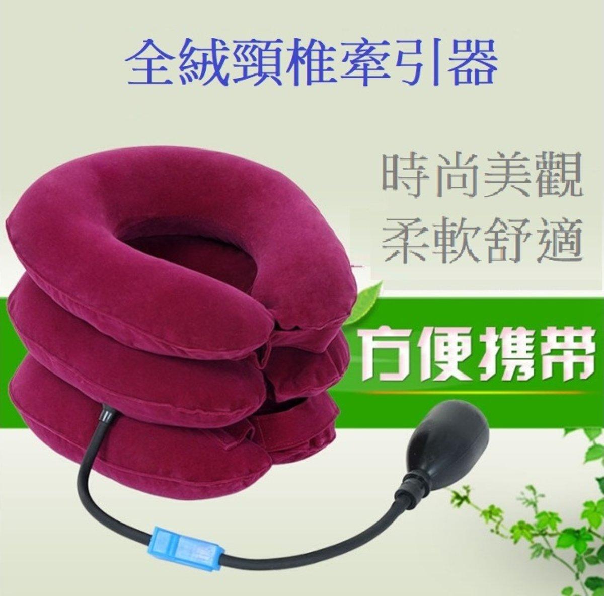 NS-B1 充氣式護頸枕 (顏色隨機)