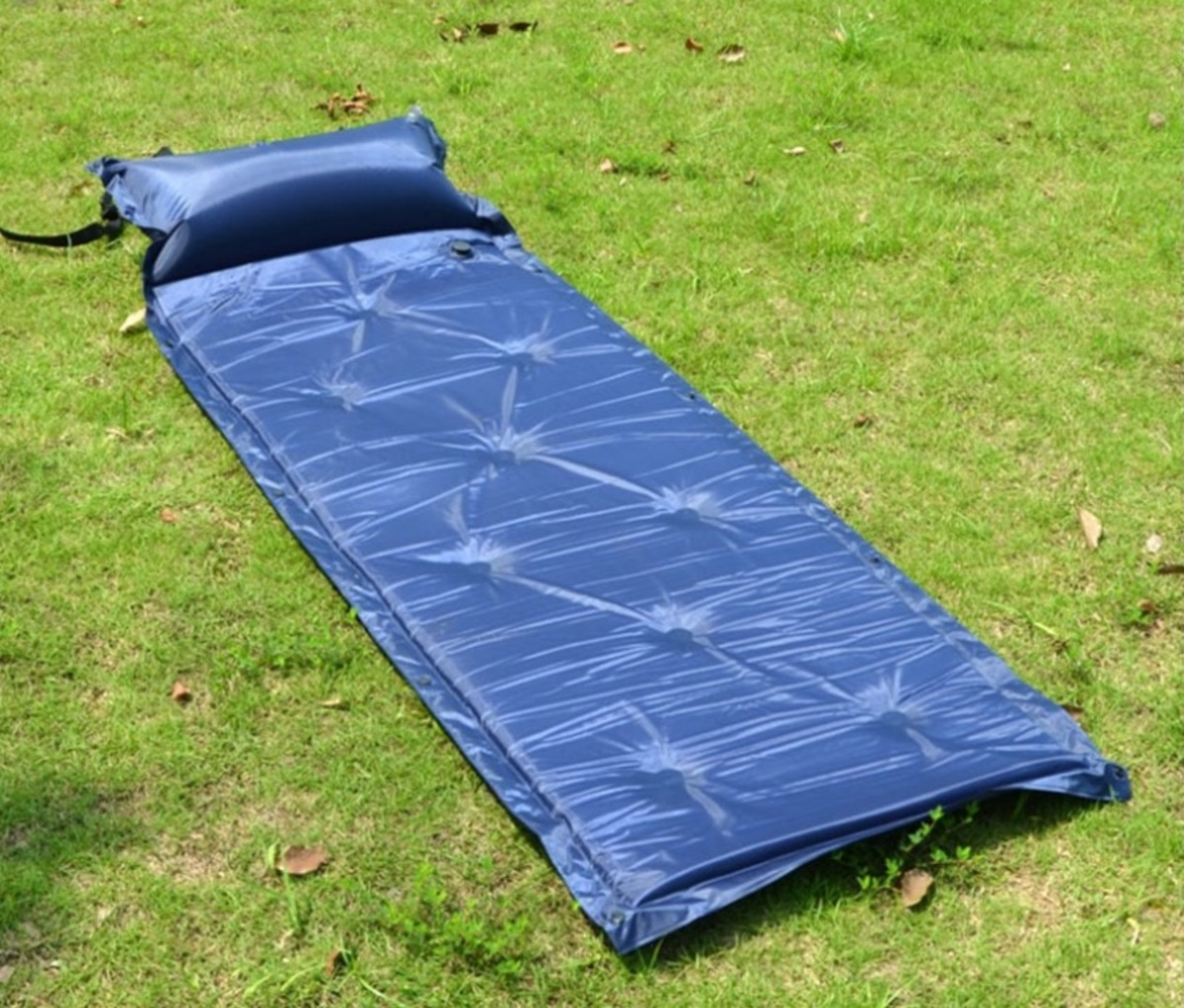 NS67 automatic inflatable outdoor camping air cushion (random colors)