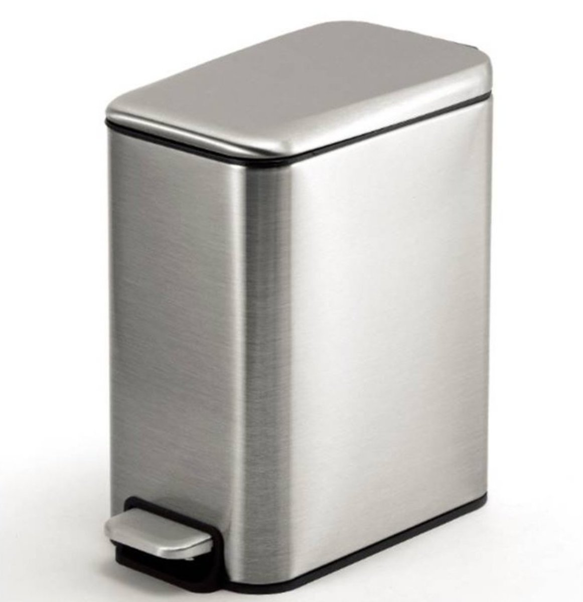 Stainless steel 5L trash can SP0084