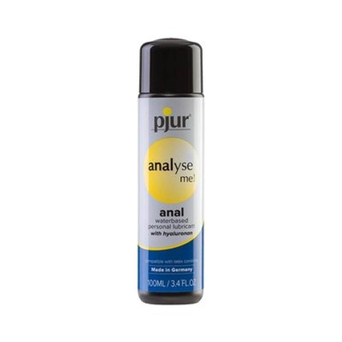Pjur  Analyse Me 水性後庭潤滑劑 100ml  (平行進口)