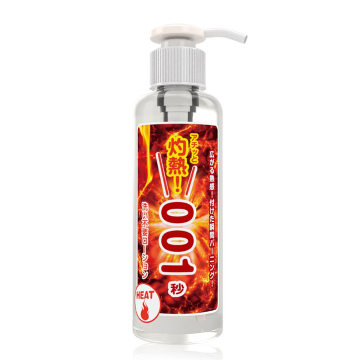 001s Easy Clean Warming lubricant Heat type 180ml