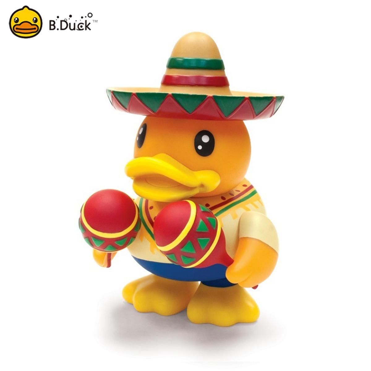 B.Duck 鴨仔錢罌 16cm(環遊世界系列 墨西哥)Saving Bank