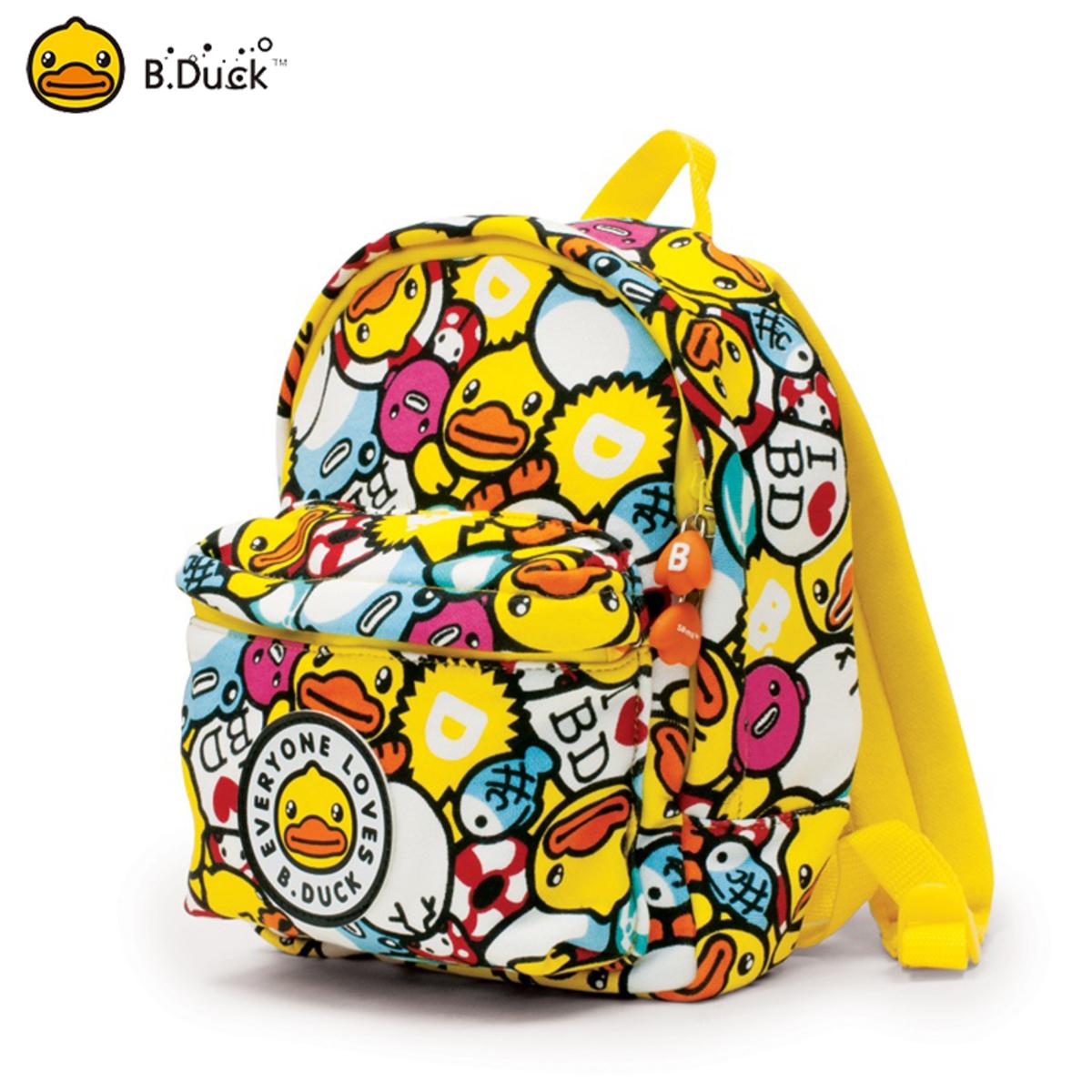 B.Duck 鴨仔兒童花紋背囊(鴨仔朋友)Kids Backpack