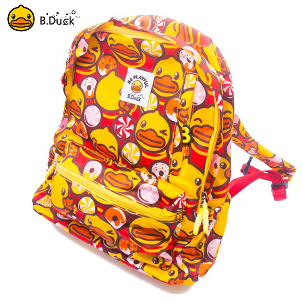 B.Duck Backpack (Dessert)