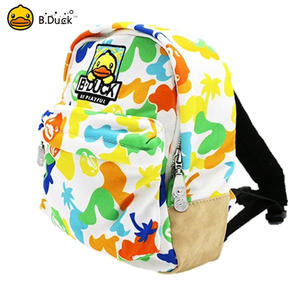 B.Duck Iconic Kids Backpack