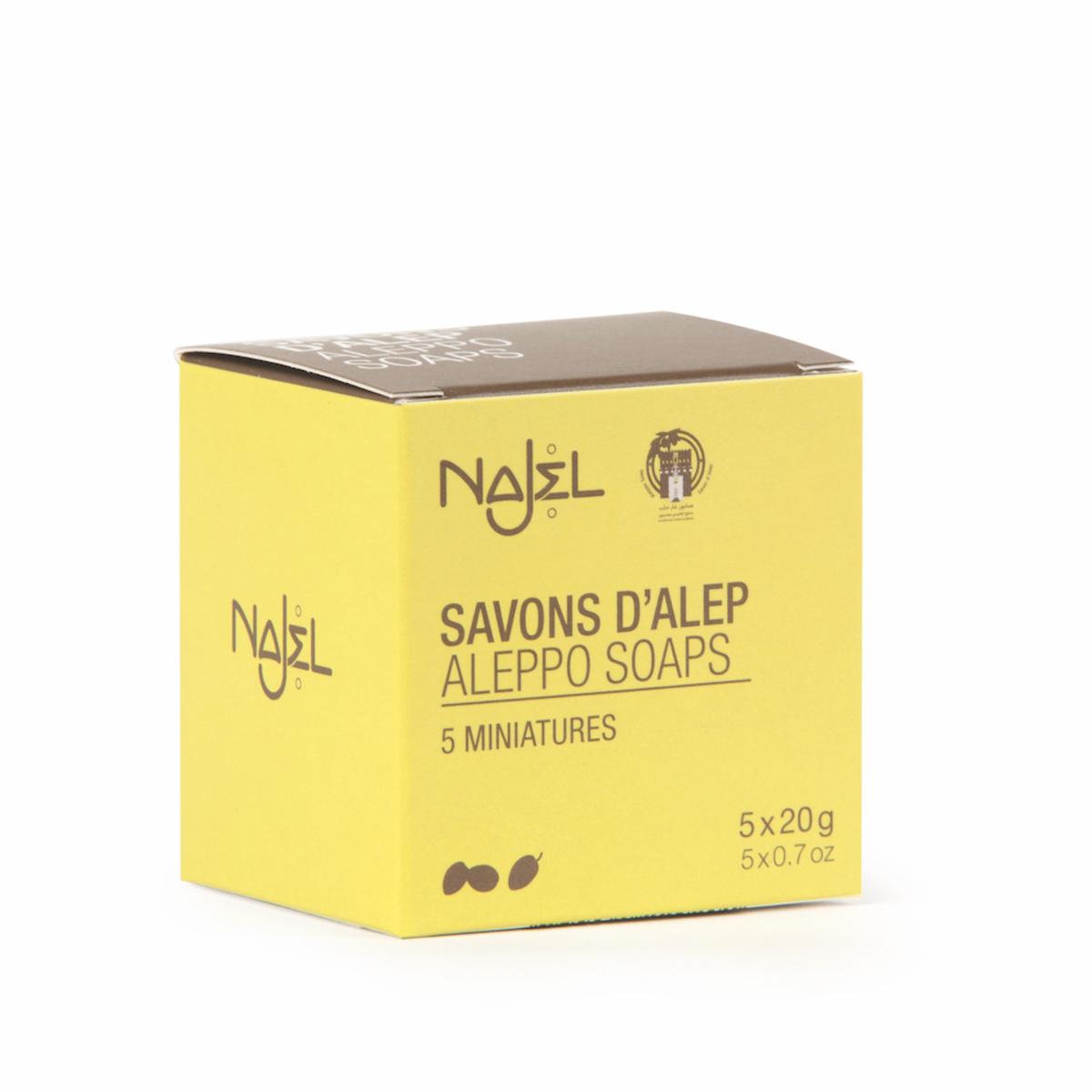 Aleppo Guest Soap