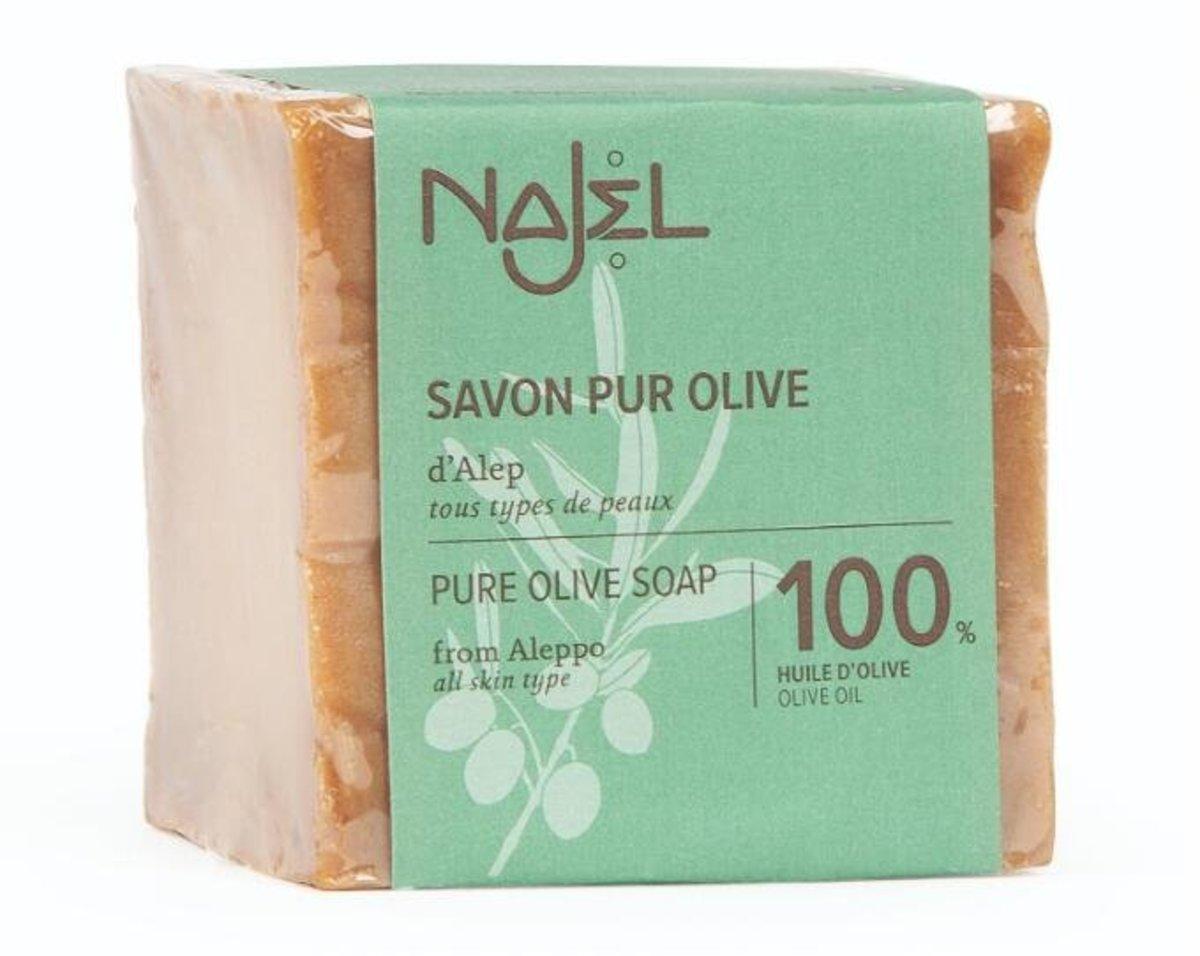 100% Olive Oil Soap 200g
