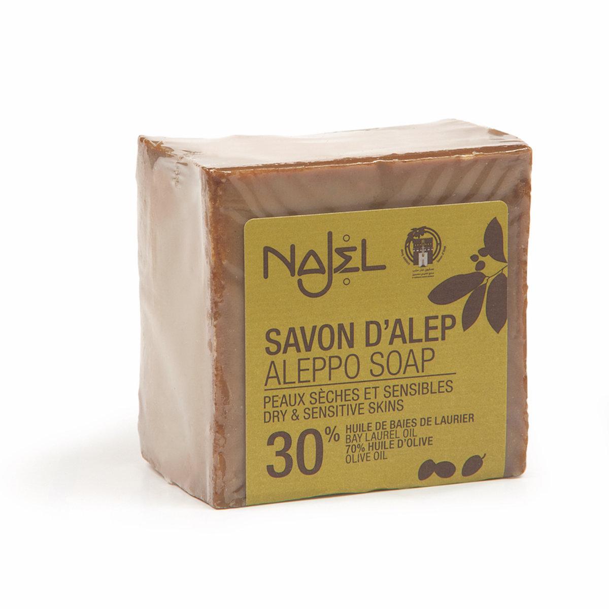 30% Aleppo Soap