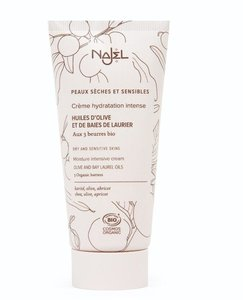 NAJEL 有機滋潤面霜-50ml (乾燥及敏感膚質)