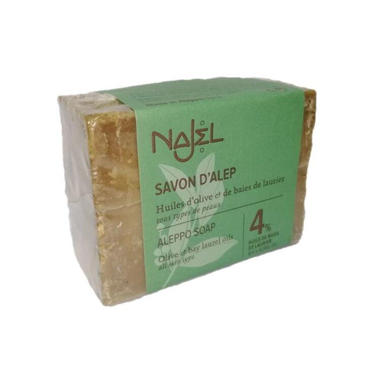 4% 月桂油敍利亞阿勒頗手工古皂(155g)
