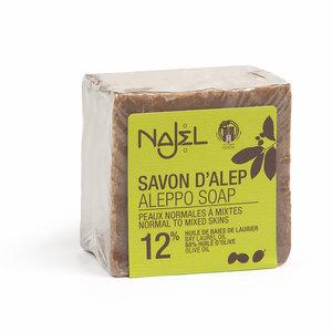 12% 月桂油敍利亞阿勒頗手工古皂 (170g)