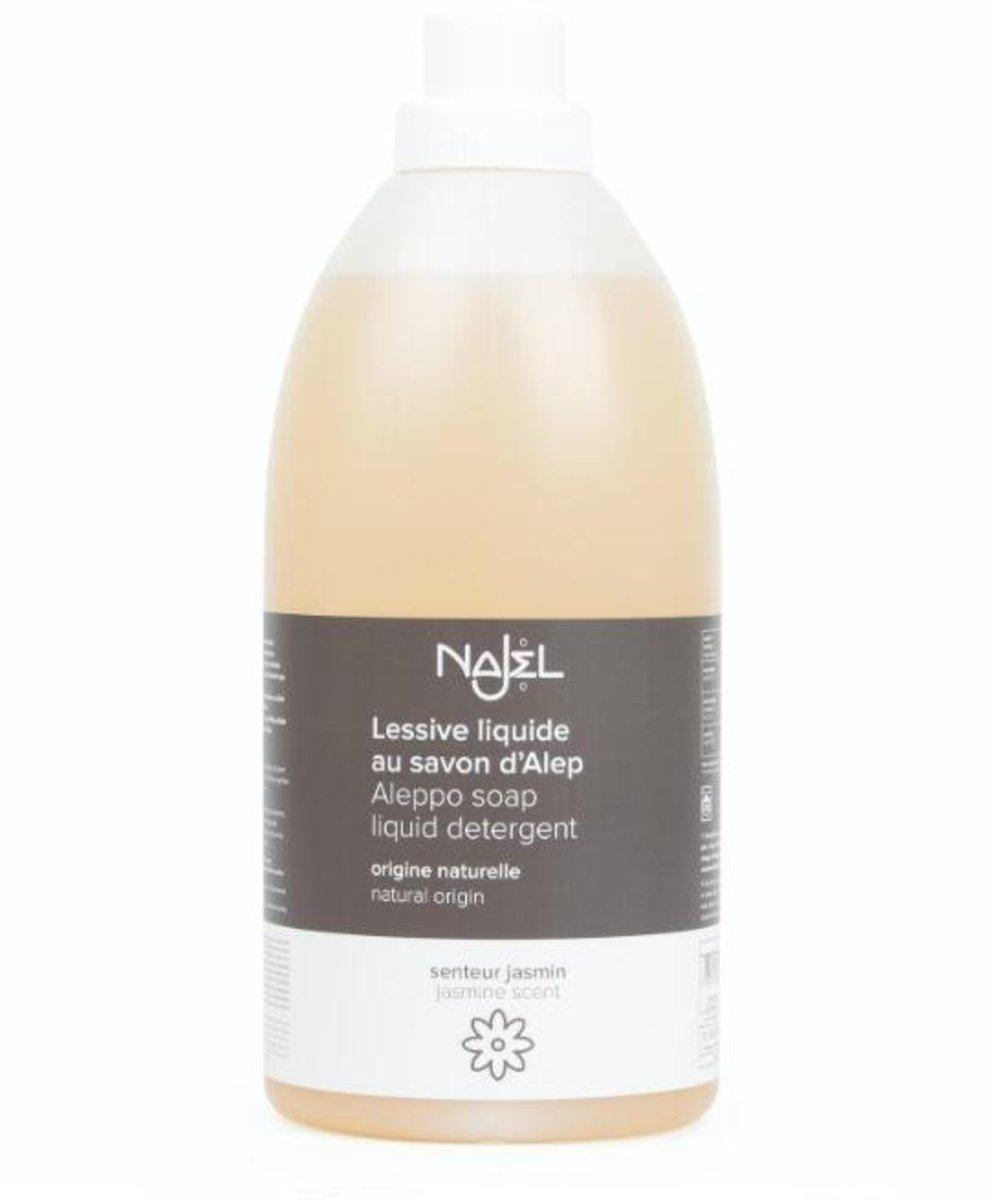 Aleppo Soap Liquid Detergent (Unscented)2L