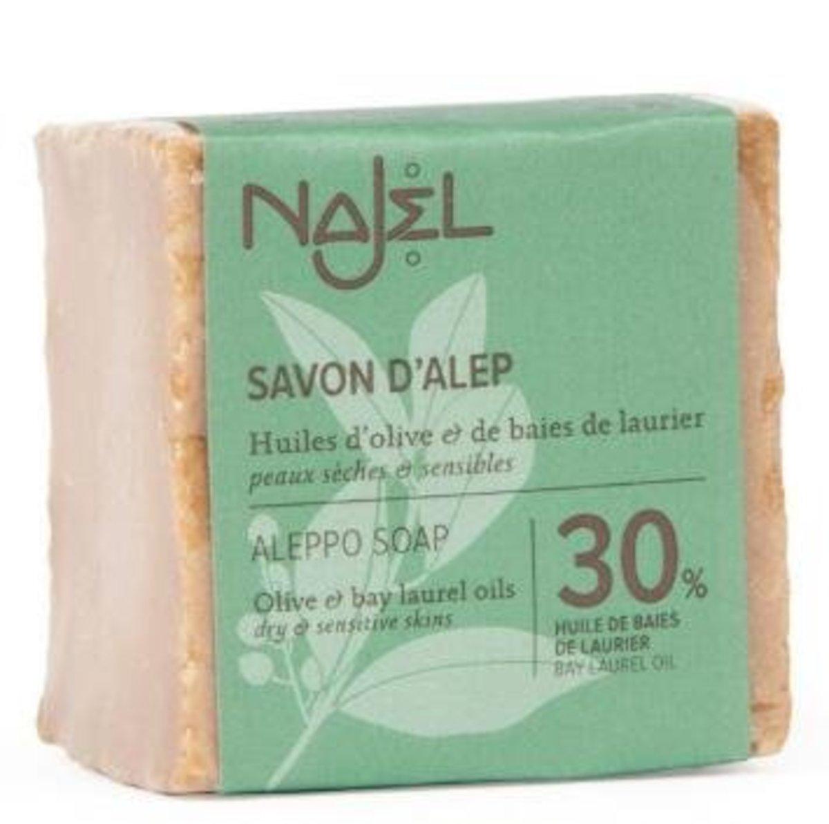 30% Aleppo Soap (200g)