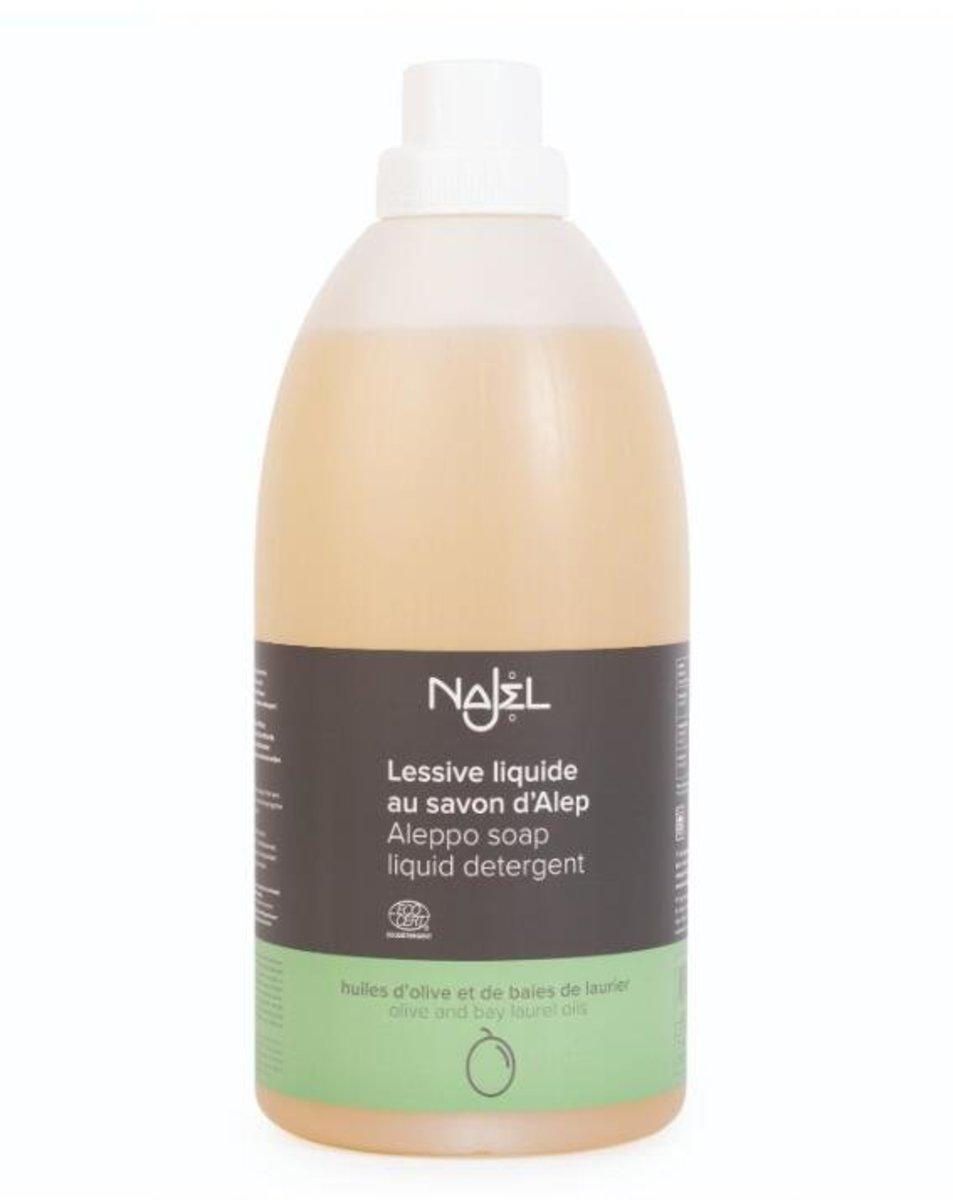 Aleppo Soap Liquid Detergent (Jasmine Scent) 2L