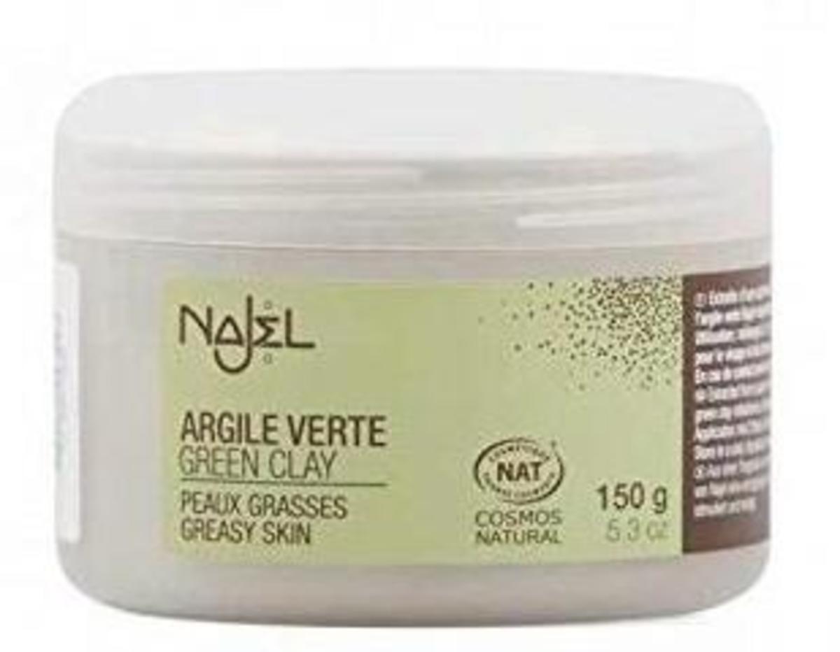 Natural Green Clay Powder