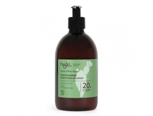 天然有機阿勒頗20%仙人掌種子油皂液 (500ml)