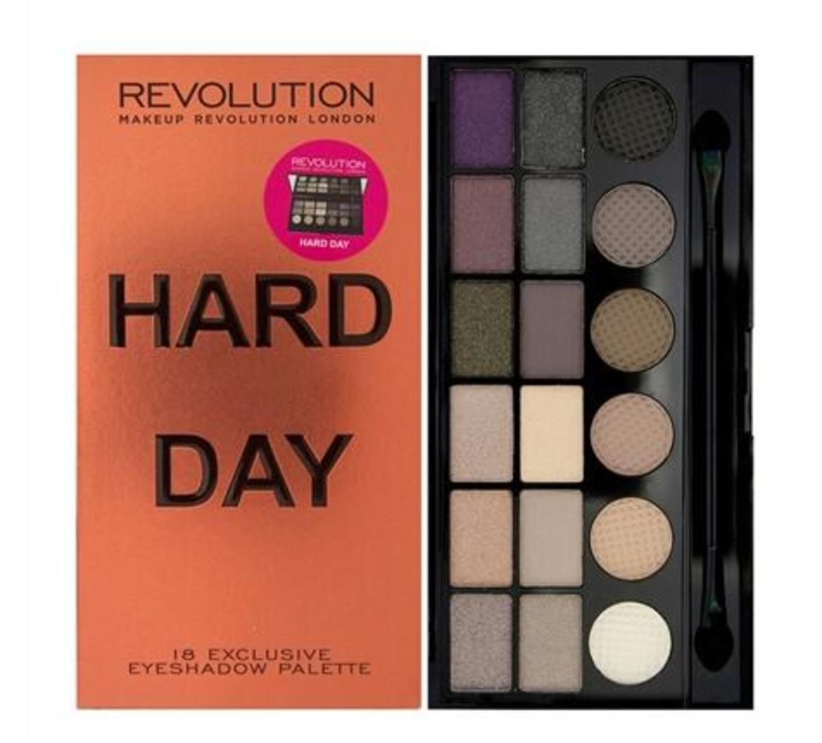Salvation Palette - Hard Day