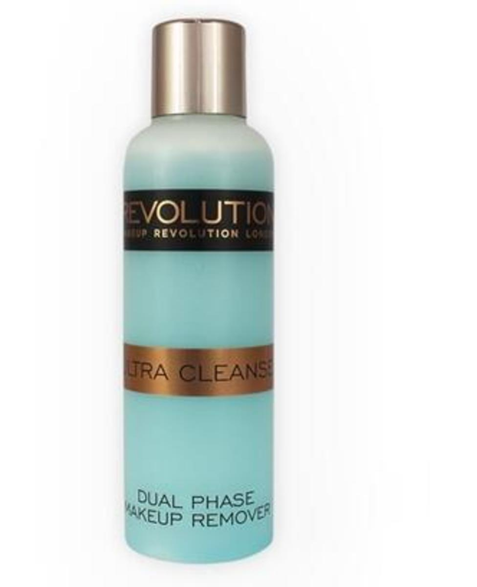 Ultra Cleanse Dual Phase Makeup Remover