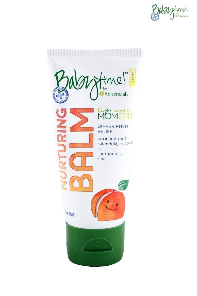 天然隔離潤膚膏(2.7oz) - 可改善尿布疹強化+舒緩+恢復