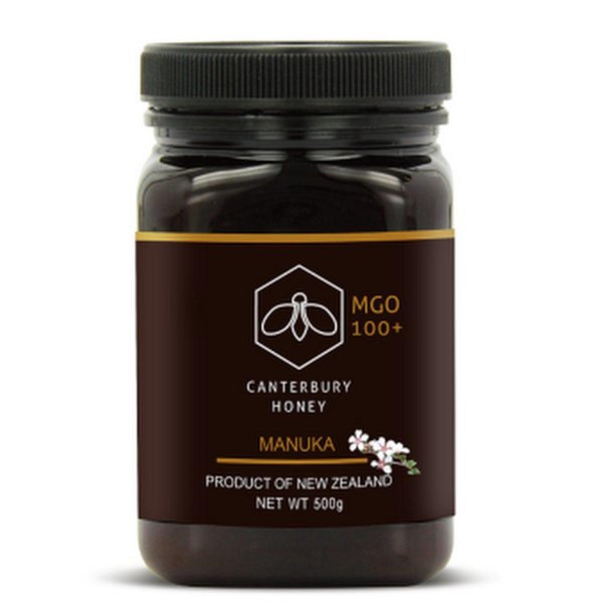 Manuka Honey MGO 100+ - 500g
