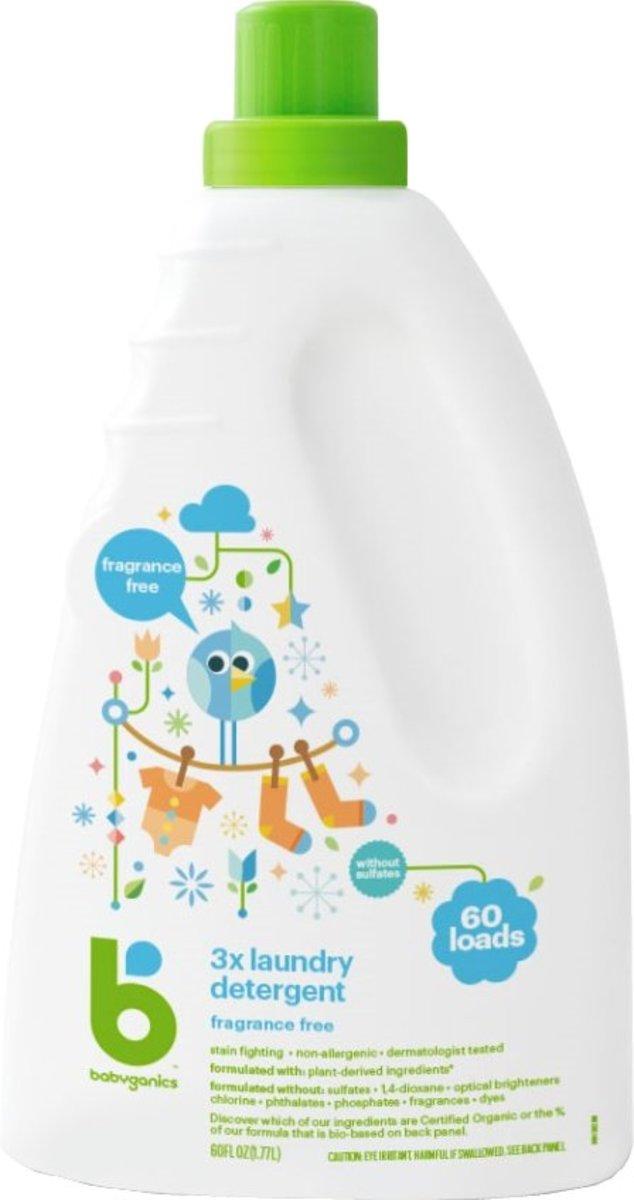 Laundry Detergent - Fragrance Free 1.77L