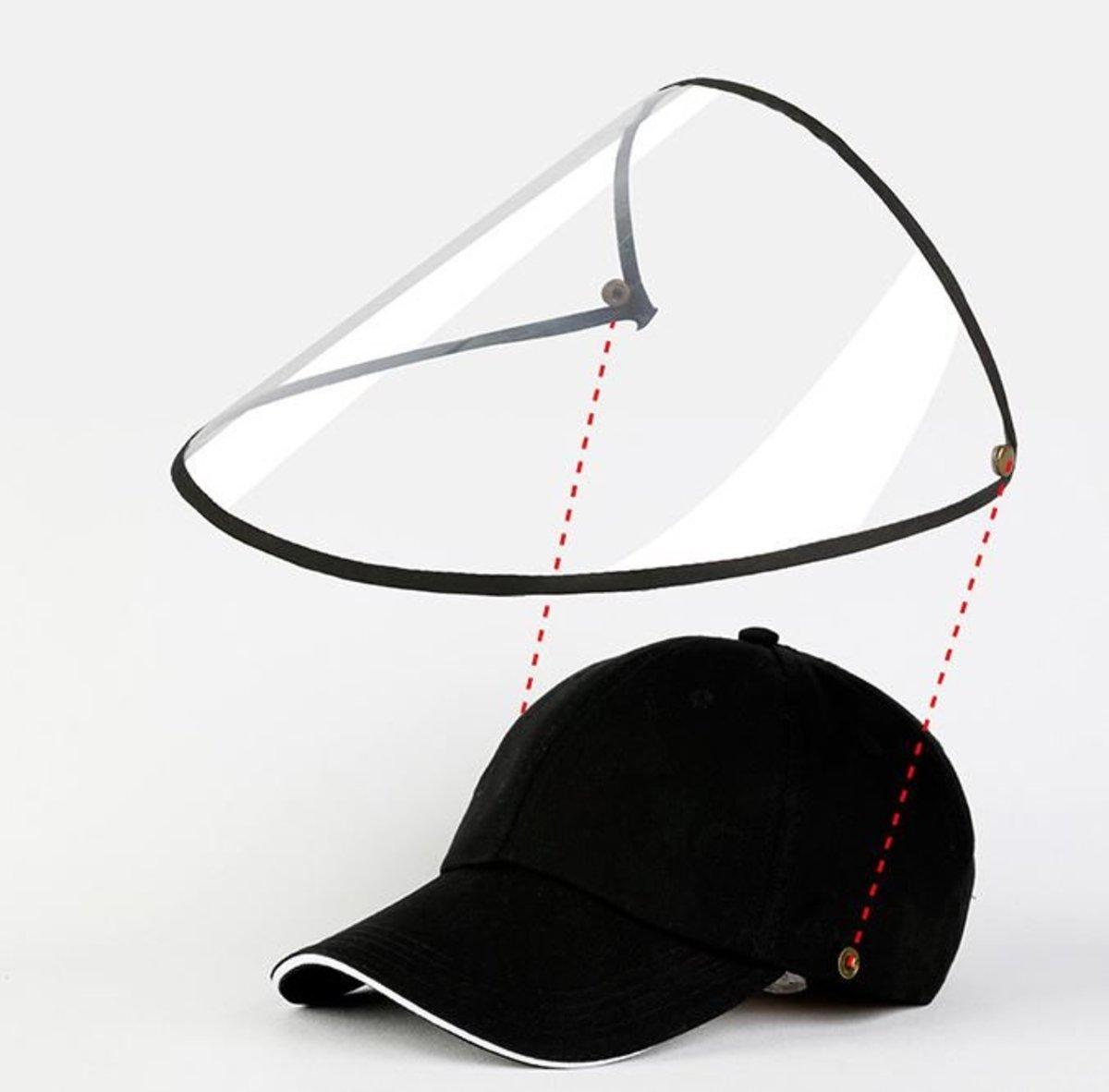 Kid Cap Hat Black