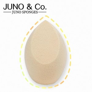 JUNO&Co Best Sellers-忌廉海綿粉撲-膚色
