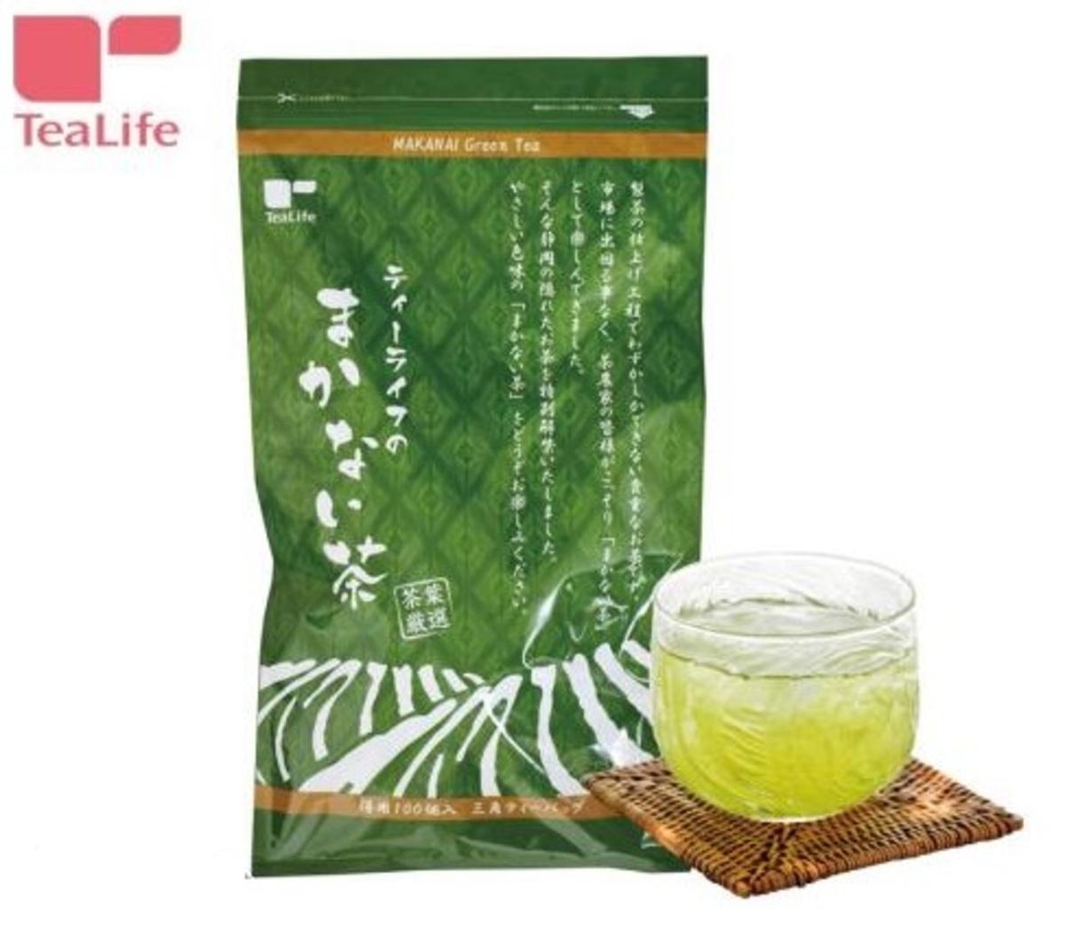 Makanai Green Tea