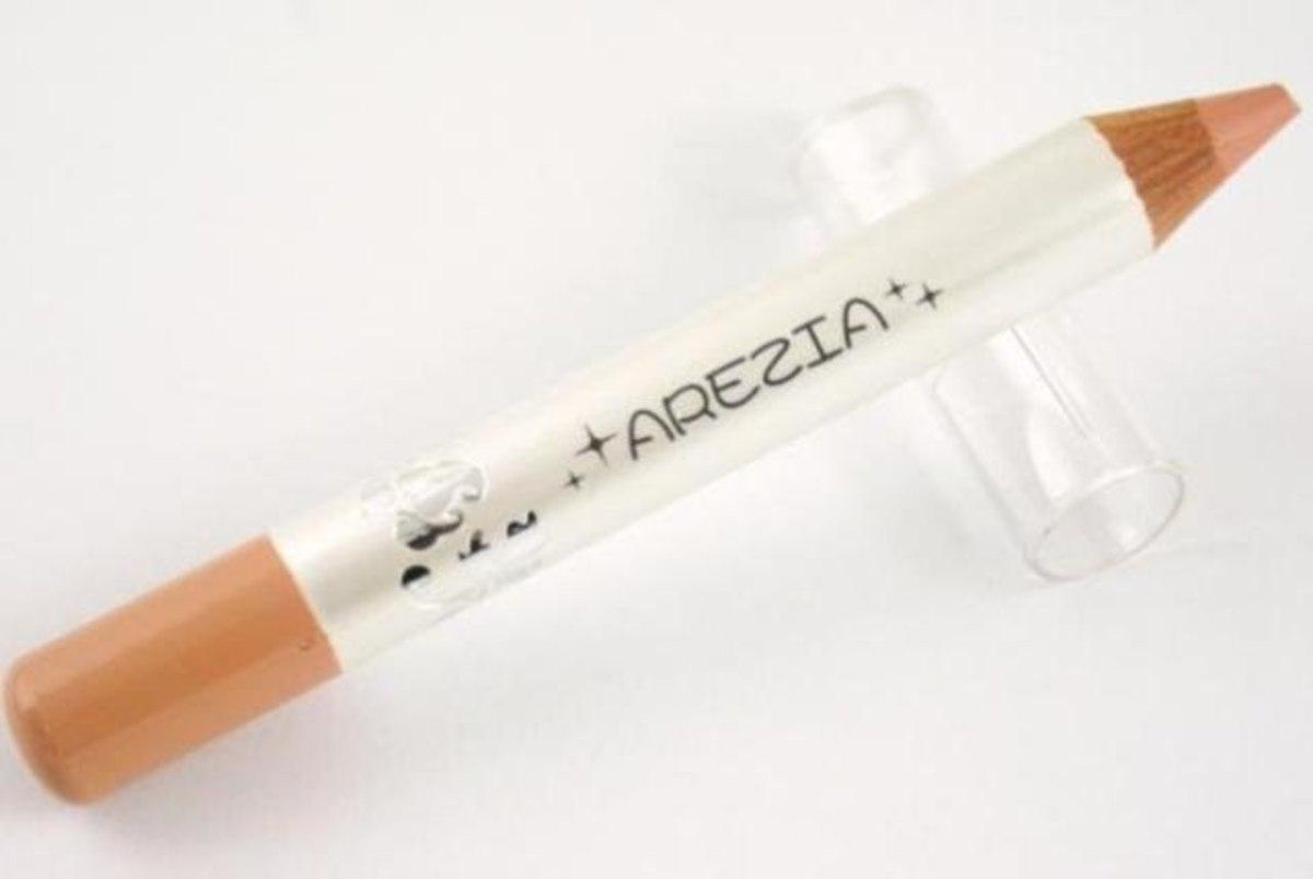 Arezia Concealer Pencil #03 ( Free Concealer pencil sharpener )