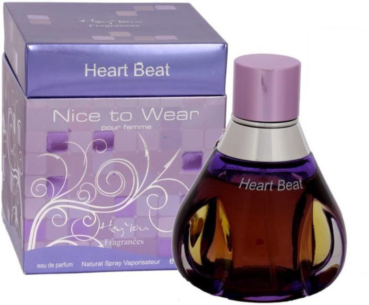 Hey You Heart Beat Nice To Wear 50ml edp