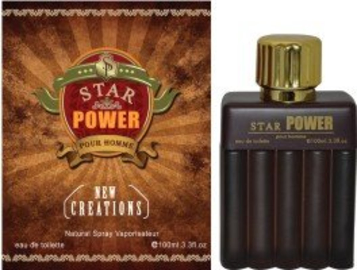 Star Power EDT perfume for men 100ml