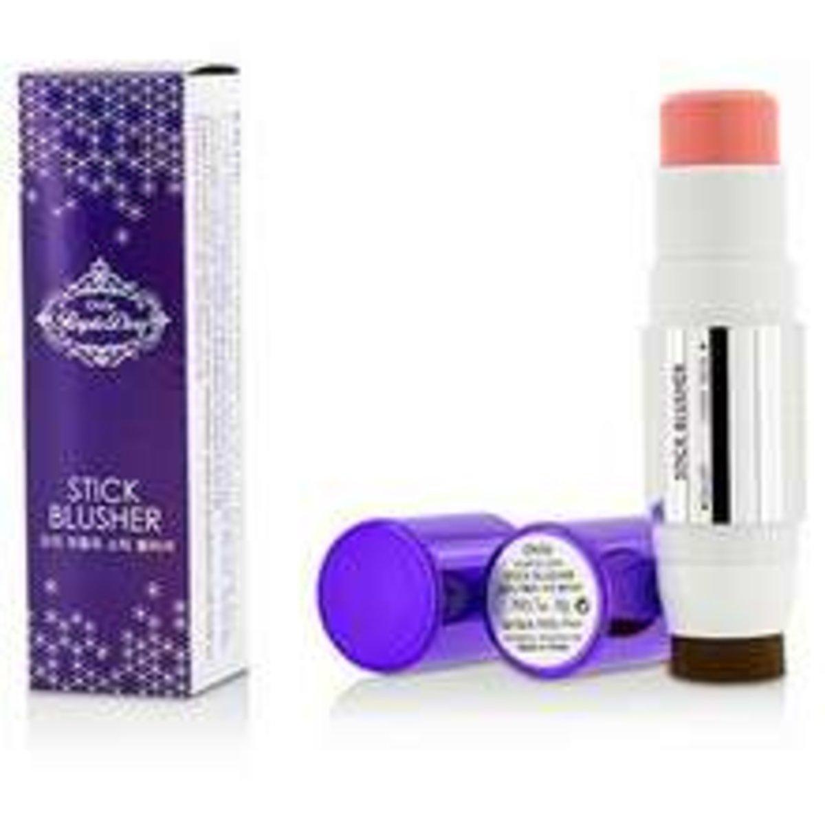 Purple Dew Stick Blusher #02 (Sweet Peach) 8g