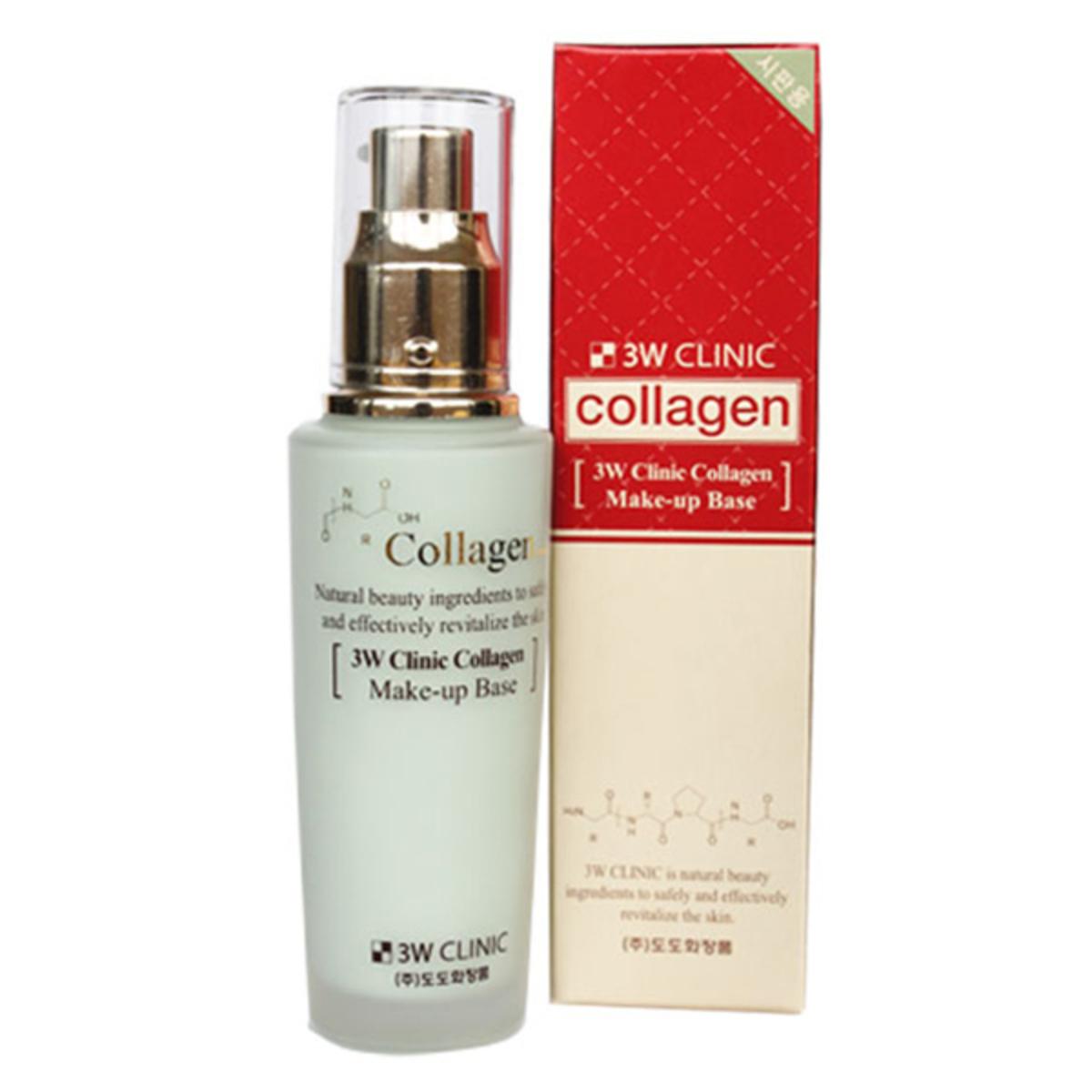 collagen make-up base (green) 50ml