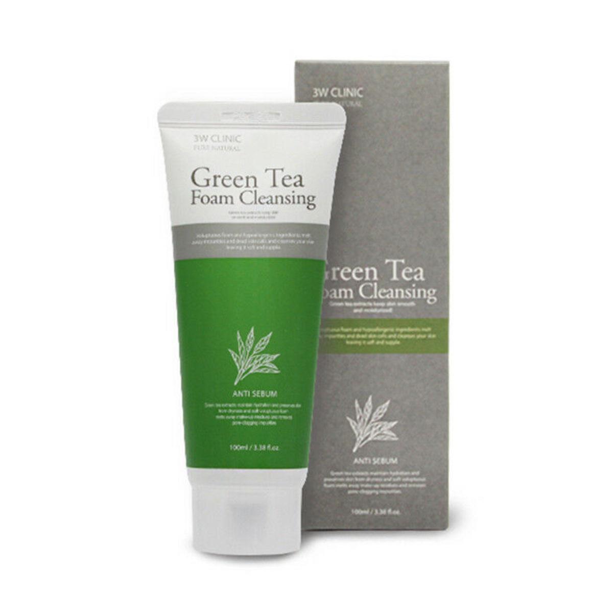 Green Tea Foam Cleansing 100ml
