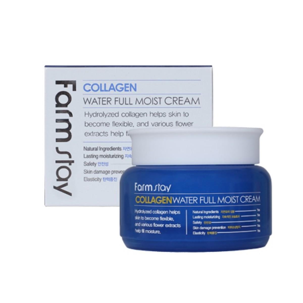 Collagen Water Full Moist Cream 100g